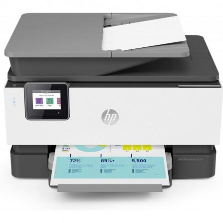 Imprimante Jet d'encre Tout-En-un HP OFFICEJET PRO 9013 / Wifi (1KR49B)