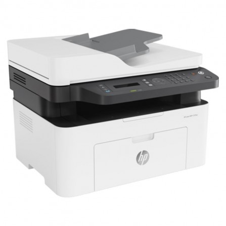 Imprimante HP LaserJet Multifonction 137fnw (4ZB84A)