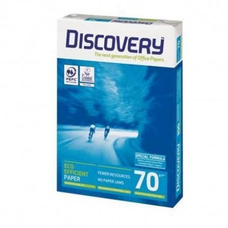 Rame Papier DISCOVERY A4 / 70Gr/ 500 Feuilles - (RPD70)