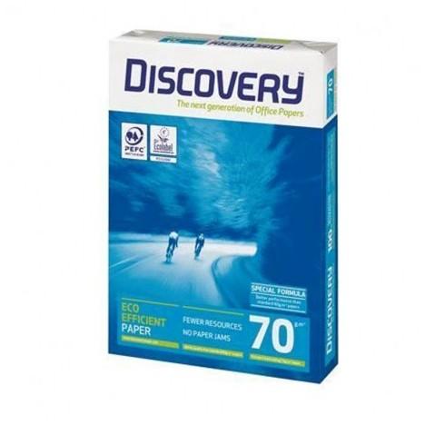 Rame Papier DISCOVERY A4 70Gr - (RPD70)