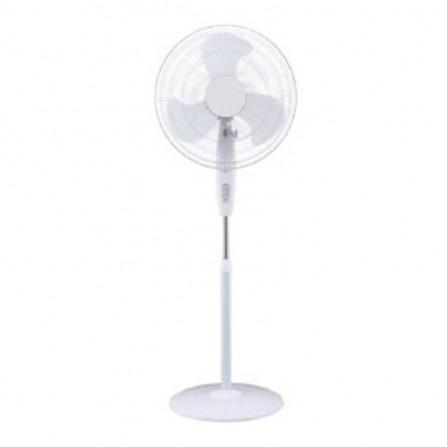 Ventilateur Midea Stand 60 Watt 3 Vitesses- Blanc (FS45-3D )