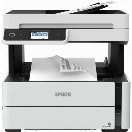 Imprimante EPSON JET D'ENCRE M3140 MONO MFP 4en1 A4 R/V PPM (C11CG91404)