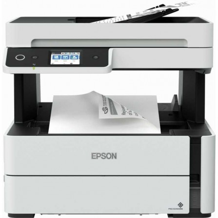 Imprimante Jet d'encre EPSON ECOTANK ET-M3170 4en1 Monochrome - (C11CG92404)