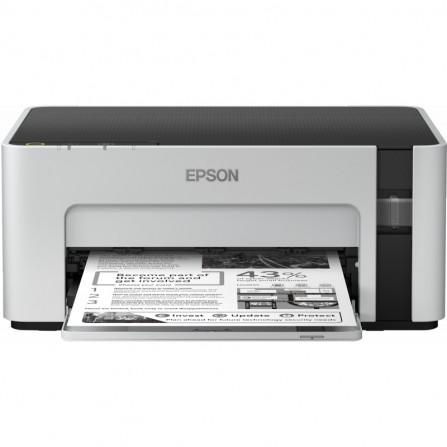 Imprimante Epson à réservoir intégré monochrome ECOTANK ET-M1100