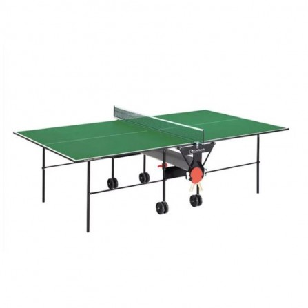 Table Ping Pong Indoor GARLANDO C-112I - Plateau Vert