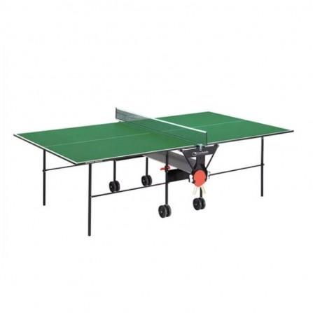 Table Ping Pong Indoor GARLANDO C-112I - Plateau Vert