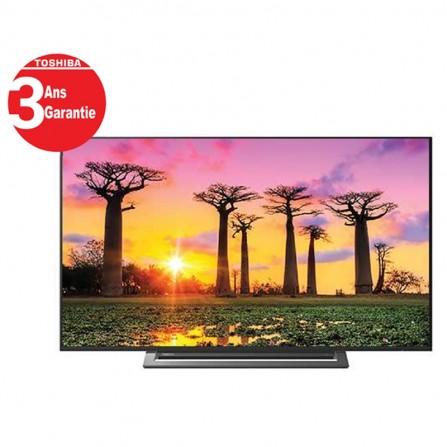 "TV 55"" LED ANDROID SMART TOSHIBA U7950 4K - (TV55U7950)"