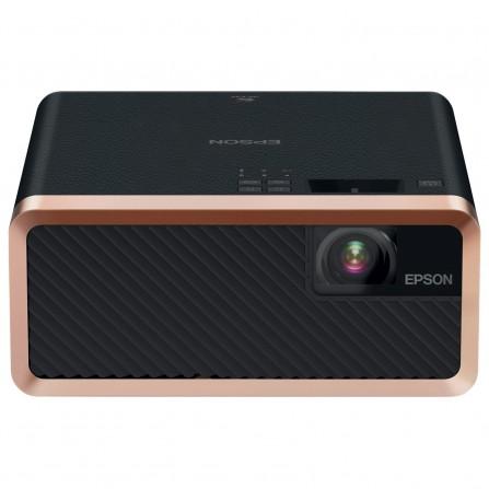 Vidéoprojecteur laser 3LCD WXGA EPSON EF-100 - Noir (V11H914140)