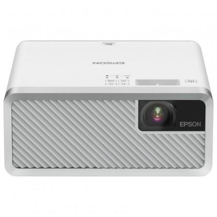 Vidéoprojecteur laser 3LCD WXGA EPSON EF-100 - Blanc (V11H914040)
