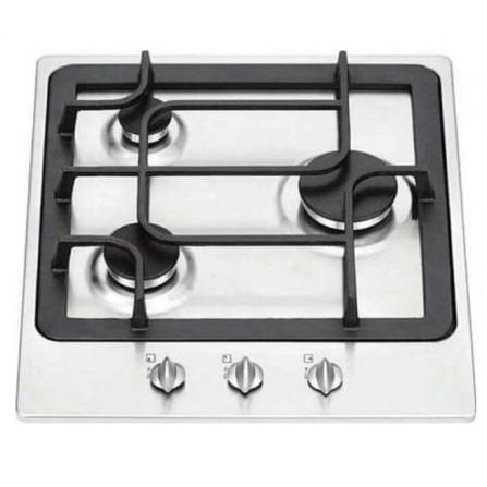 Plaque de cuisson NARDI avec Fonte 3 Feux 45 cm - Inox (THG30HAVX.A000)