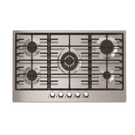 Plaque de cuisson NARDI avec Fonte 5 Feux  90cm - Inox (VG95AVX.T001)
