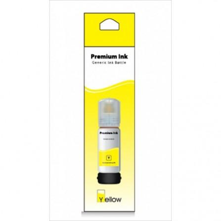 Bouteille Epson Adaptable ECOTANK 101 Pour L4150/L4160/L6160/L6170/L6190 (127ML) - Jaune