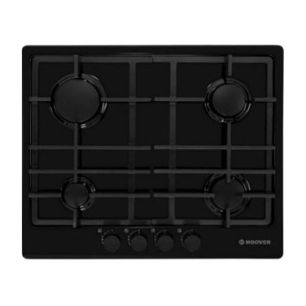 Plaque de cuisson Hoover 4 Feux 60 cm - Noir (HHG6BRMB)