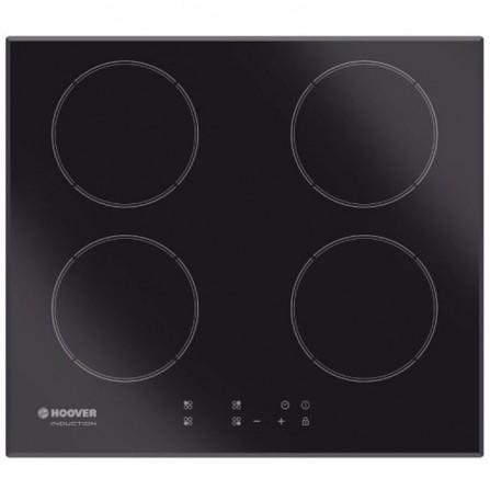 Plaque de cuisson Hoover 4 Feux 60 cm - Noir (HPI430BLA)