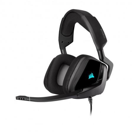 Casque Audio CORSAIR Gaming VOID RGB ELITE - Noir (CA-9011203-EU)