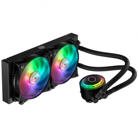 WATERCOOLING Cooler Master MasterLiquid ML240R RGB - (22227)