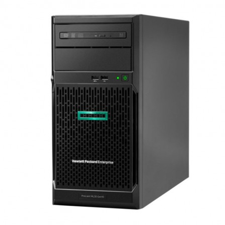 Serveur HPE ProLiant ML350 Gen10 | 11Mo Tour 4U -(877621-421)