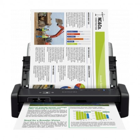 Scanner Epson WorkForce DS-360W - Noir (B11B242401)