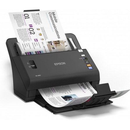 Scanner A4 Epson WORKFORCE DS-860 - (B11B222401)