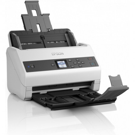 Scanner Epson WorkForce DS-870 - (B11B250401BA)