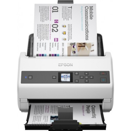 Scanner à feuilles volumineux Epson WorkForce DS-970 - (B11B251401BA)