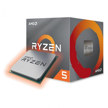 Processeur AMD Ryzen 5 3600XT BOX 3.8 GHz