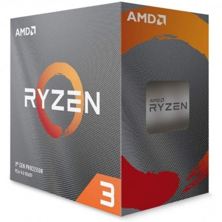 Processeur AMD Ryzen 3 3100 BOX 3.5 GHz