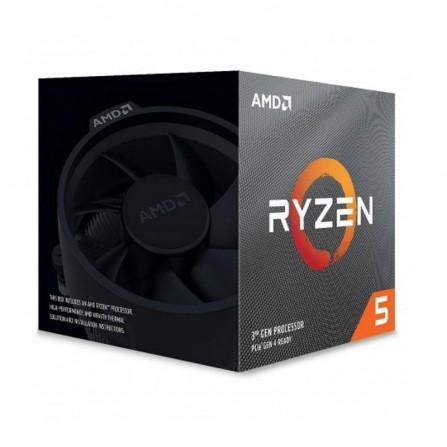 Processeur AMD RYZEN 5 3500X TRAY 3.6 GHz