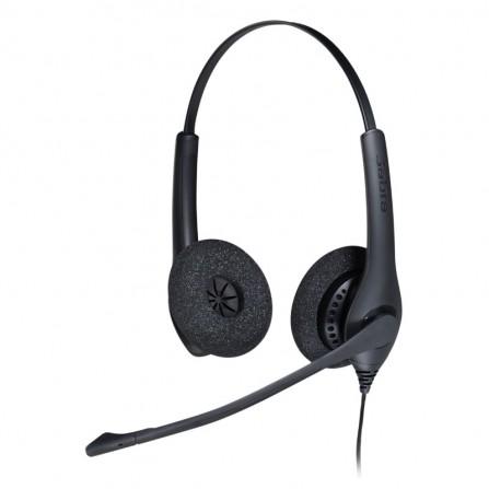 Micro Casque USB JABRA Biz 1500 duo - Noir (1559-0159)