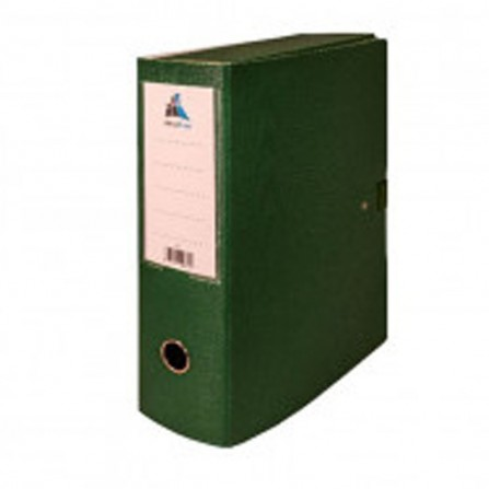 Boite d'archives OfficePlast Essential DOS DE 10 cm - Vert ( 1300230)