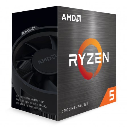 Processeur de PC de bureau Ryzen™ 5 5600X 3,7 GHz