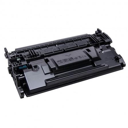 Toner Adaptable LaserJet HP 87A - Noir (CF287AA)
