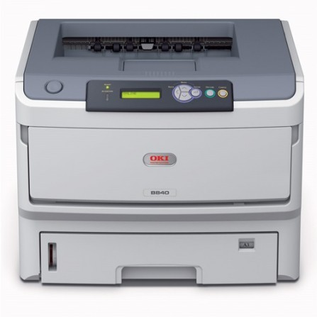 Imprimante Laser Monochrome OKI - (B840DN)