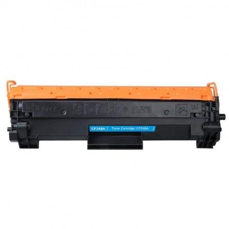 Toner LaserJet Adaptable HP 48A - Cyan (CF248A)