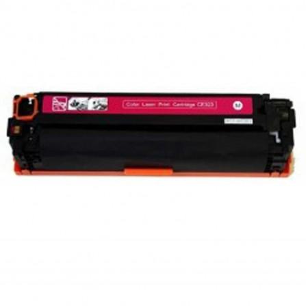 Toner Adaptable HP 128A -Magenta (CE323)