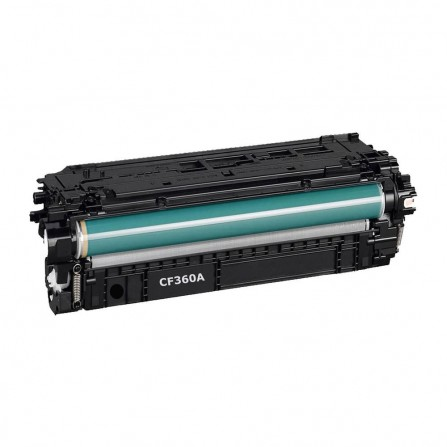 Toner Laser Adaptable HP 508A  -Noir (CF360A)