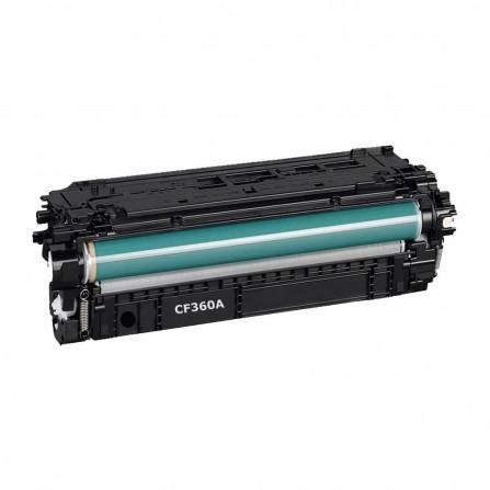 Toner Laser Adaptable HP 508A  -Jaune (CF362A)