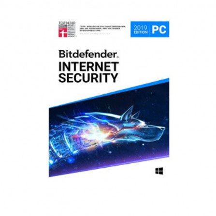 BITDEFENDER Internet Security 2019 191117