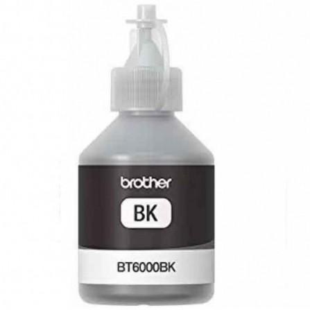 Bouteille D'encre Brother Adaptable BT-6000 Noir - ( BT6000BK)