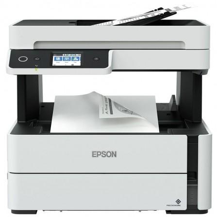 Imprimante Jet d'encre EPSON EcoTank ET-M3140 4en1 Monochrome - (C11CG91402)