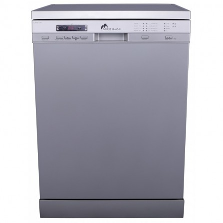 Lave Vaisselle Montblanc 12 Couverts - Gris (CLROS 12C-8P )