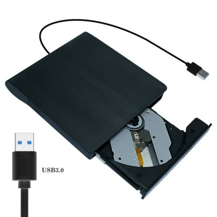 Graveur DVD RW Externe USB 3.0 - (1224)