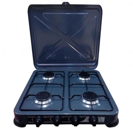 Plaque de cuisson COALA 4 Feux - Gris (R4 F)