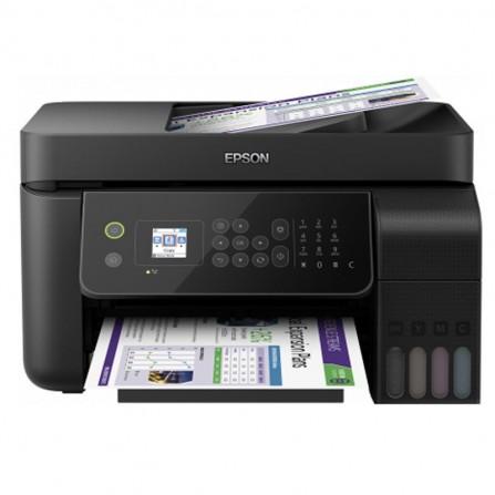 Imprimante Jet d'Encre EPSON ECOTANK ITS L5190 4En1 Couleur Wifi -(C11CG85404)
