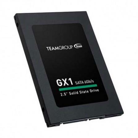 """Disque Dur Interne TEAM GROUP GX1 240 Go SSD 2.5"""" (T253X240G0C101)"""
