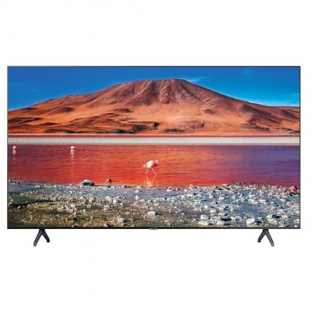 "Téléviseur Samsung 70"" série 7 crystal UHD 4K / Smart / WIFI - Gris (UA70TU7000UXMV)"