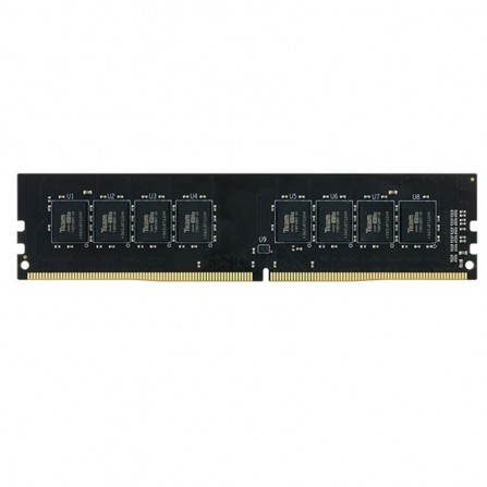 Barrette mémoire TEAM GROUP 8Go DDR4 Pour pc de bureau (TED48G3200C2201)