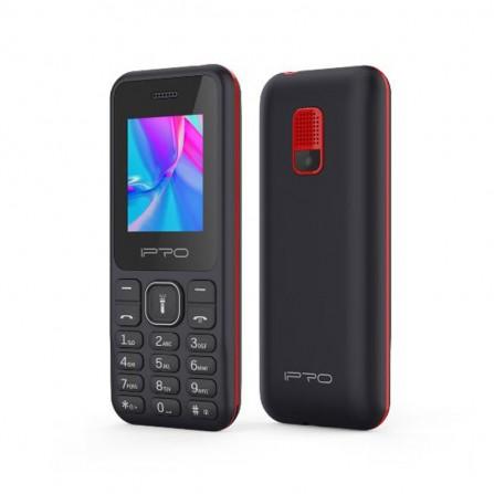 Téléphone portable IPRO A5 Mini - Noir & Rouge (A5-NR)