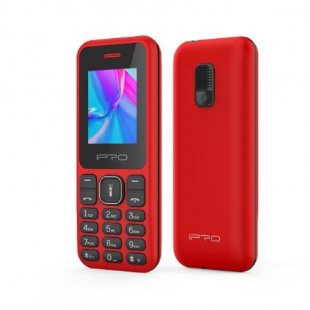 Téléphone portable IPRO A5 Mini - Rouge (A5-R)
