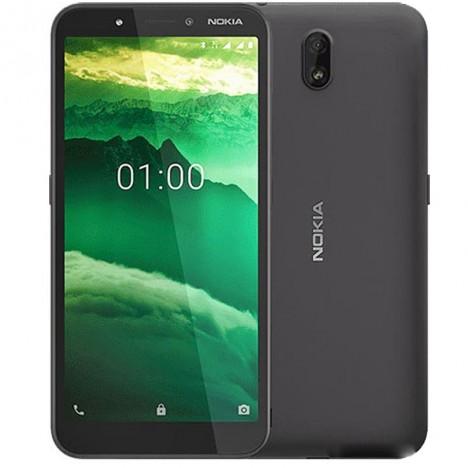 Smartphone NOKIA C1 - Noir (NOKIA-C1-TA-1165-DS1/16)